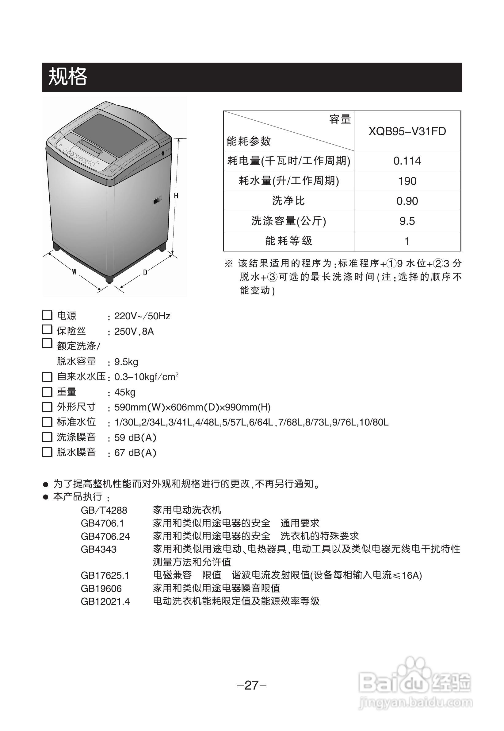 lg xqb95-v31fd洗衣机使用说明书:[3]_lg xqb80-v31pd